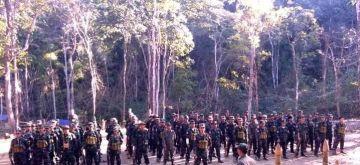 Myanmar Junta kills Rebel Leader(Photo:Facebook)