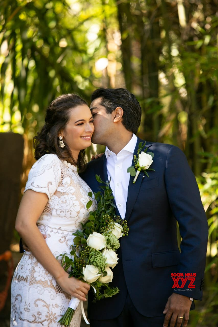 Evelyn Sharma Gets Hitched With Partner Tushaan Bhindi - Gallery