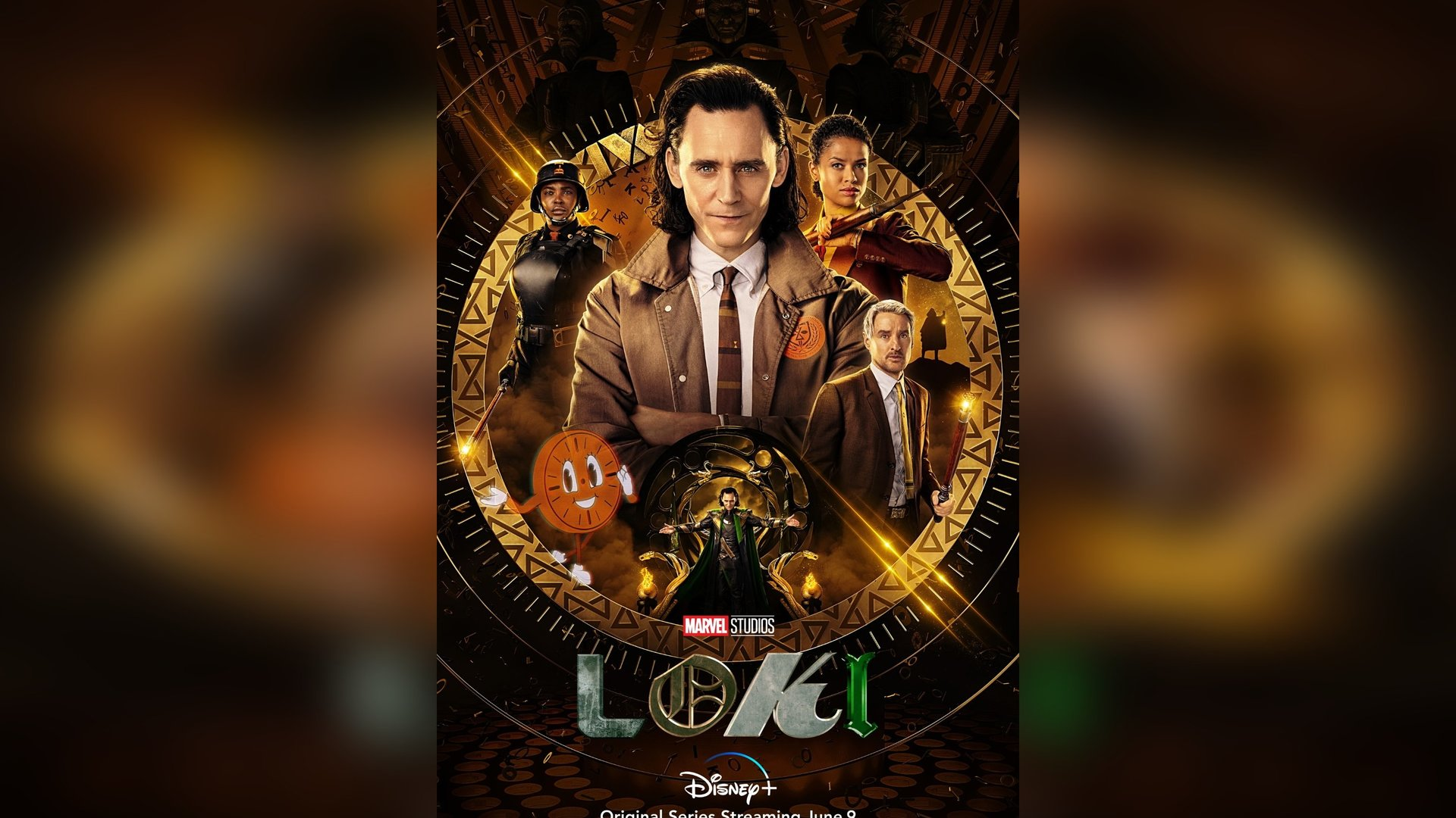 Loki: Season 1 Review - Tremendously Engaging, Fascinatingly Mysterious, and Exceptionally Created Show From Marvel Studios (Rating: ****)