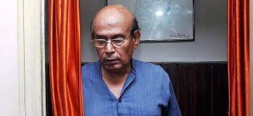 Kolkata:  Legendary Bengali filmmaker Buddhadeb Dasgupta died at the age of 77 this morning due to age-related complications in Kolkata on Thursday 10 June, 2021. (Photo: Kuntal Chakrabarty/ IANS)
