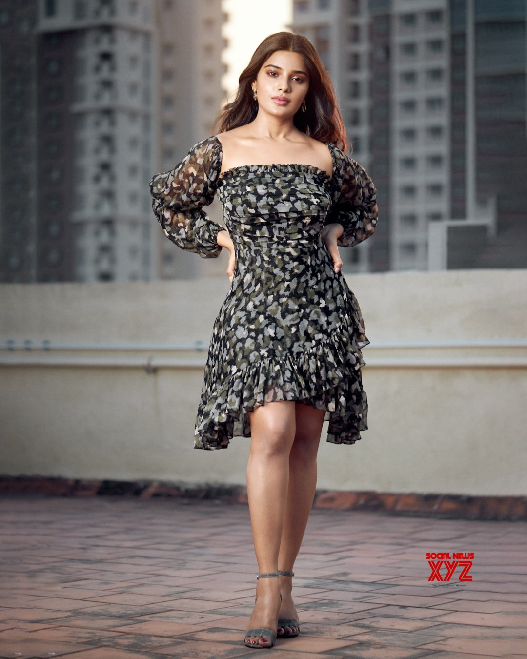 Actress Aathmika Gorgeous New Stills