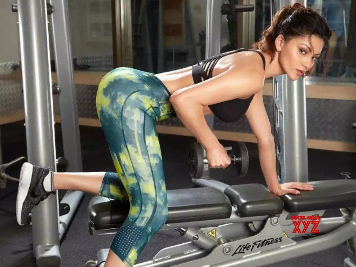 Urvashi Rautela's grueling 6 hours a day training schedule is harder than Priyanka Chopra