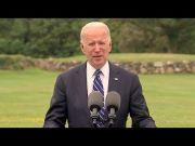 Special Report: Biden speaks on global COVID-19 vaccine effort (Video)