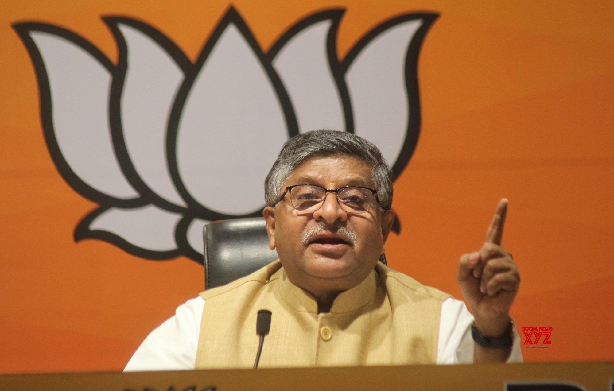 BJP, AAP continue sparring over doorstep ration scheme
