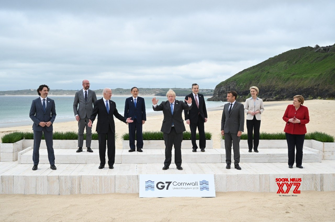 G7 leaders grapple with pandemic recovery as summit kicks off