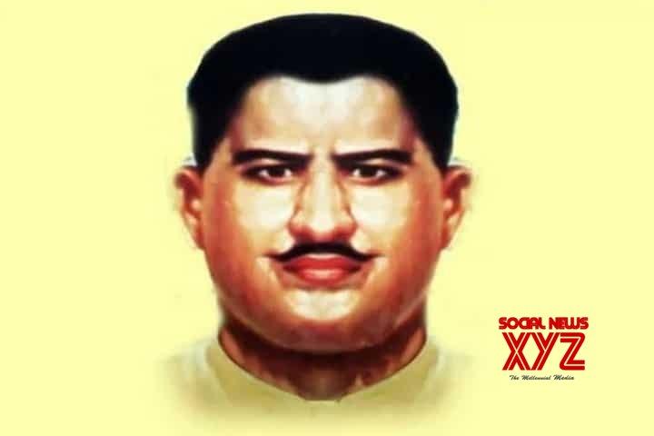 India remembers poet and revolutionary Shaheed Ram Prasad Bismil on his birth anniversary