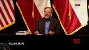 Gov. Abbott says Texas will build a border wall (Video)