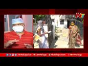 NTV: Mild Infection to Lungs in Vaccinated People Says Nizamabad Doctors Study (Video)