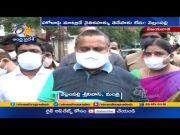 Minister Vellampalli Srinivas Slams TDP   over Comments On CM Jagan Delhi Tour  (Video)