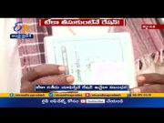 No Vaccine No Ration at Sarewada Village   Karnataka  (Video)