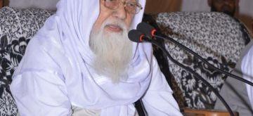 AIMPLB chairman, Maulana Rabey Hasani Nadwi.(photo:Facebook)