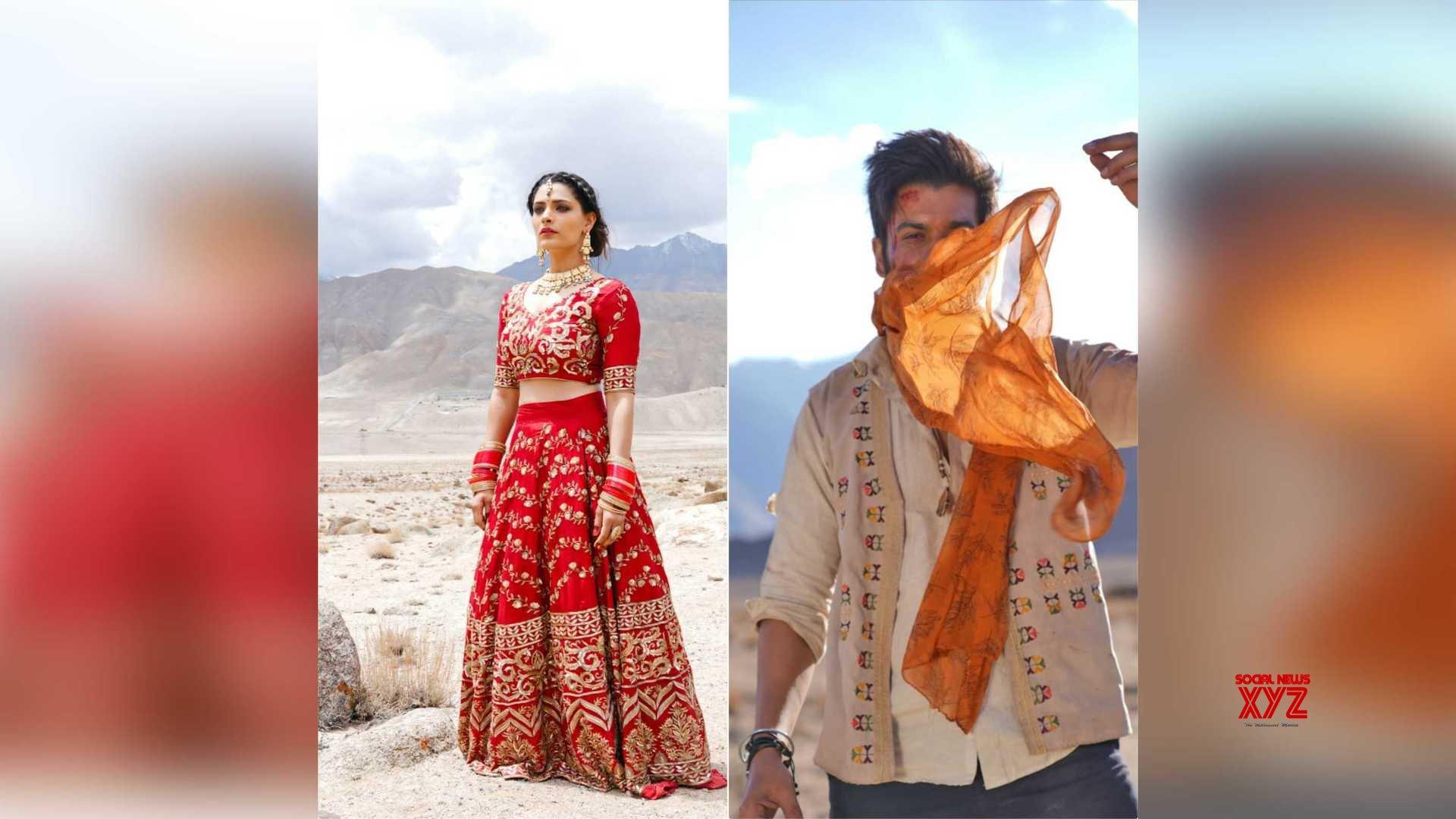 Sunny Kaushal & Saiyami Kher come together for the first time for Bhushan Kumar's 'Dil Lauta Do' sung by Jubin Nautiyal and Payal Dev