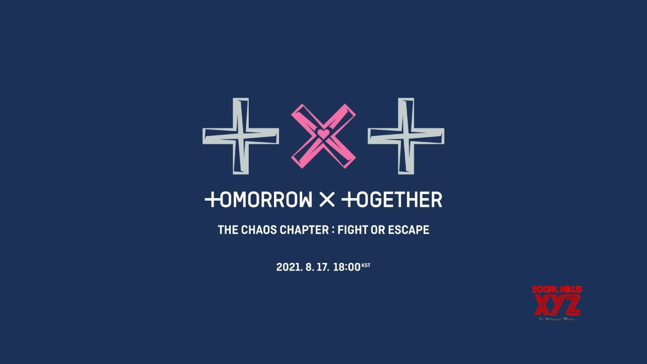 Tomorrow X Together Announce New Album The Chaos Chapter Fight Or Escape For August 17th