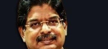 DMK's Rajya Sabha Member P. Wilson.