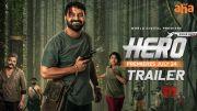 HERO Trailer | Rishab Shetty, Ganavi Laxman | Bharath Raj | Premieres July 24 [HD] (Video)