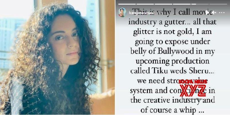 I Will Expose Underbelly Of Bollywood Says Kangana Ranaut On Raj Kundra's Arrest