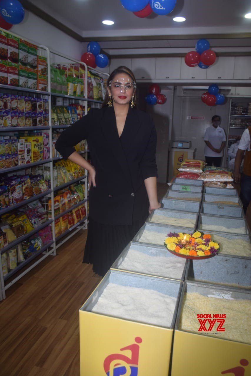 Actress Huma Qureshi For An Store Launch In Andheri Today - Gallery
