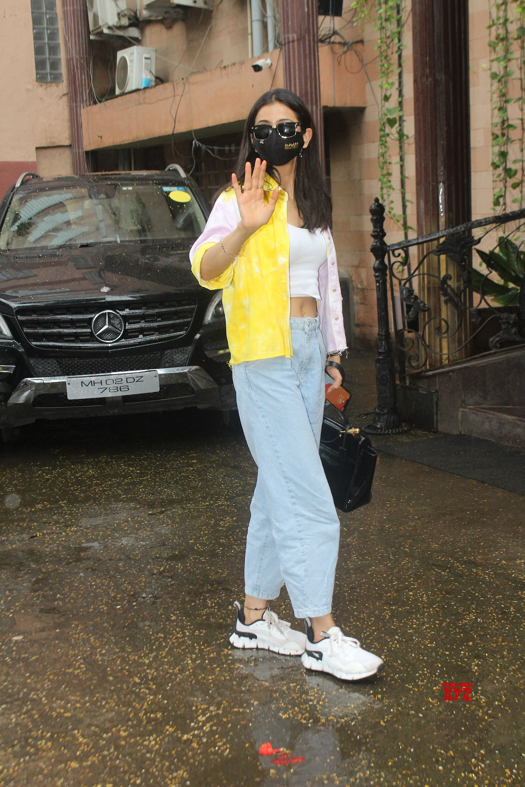 Actress Rakul Preet Singh Spotted In Andheri - Gallery