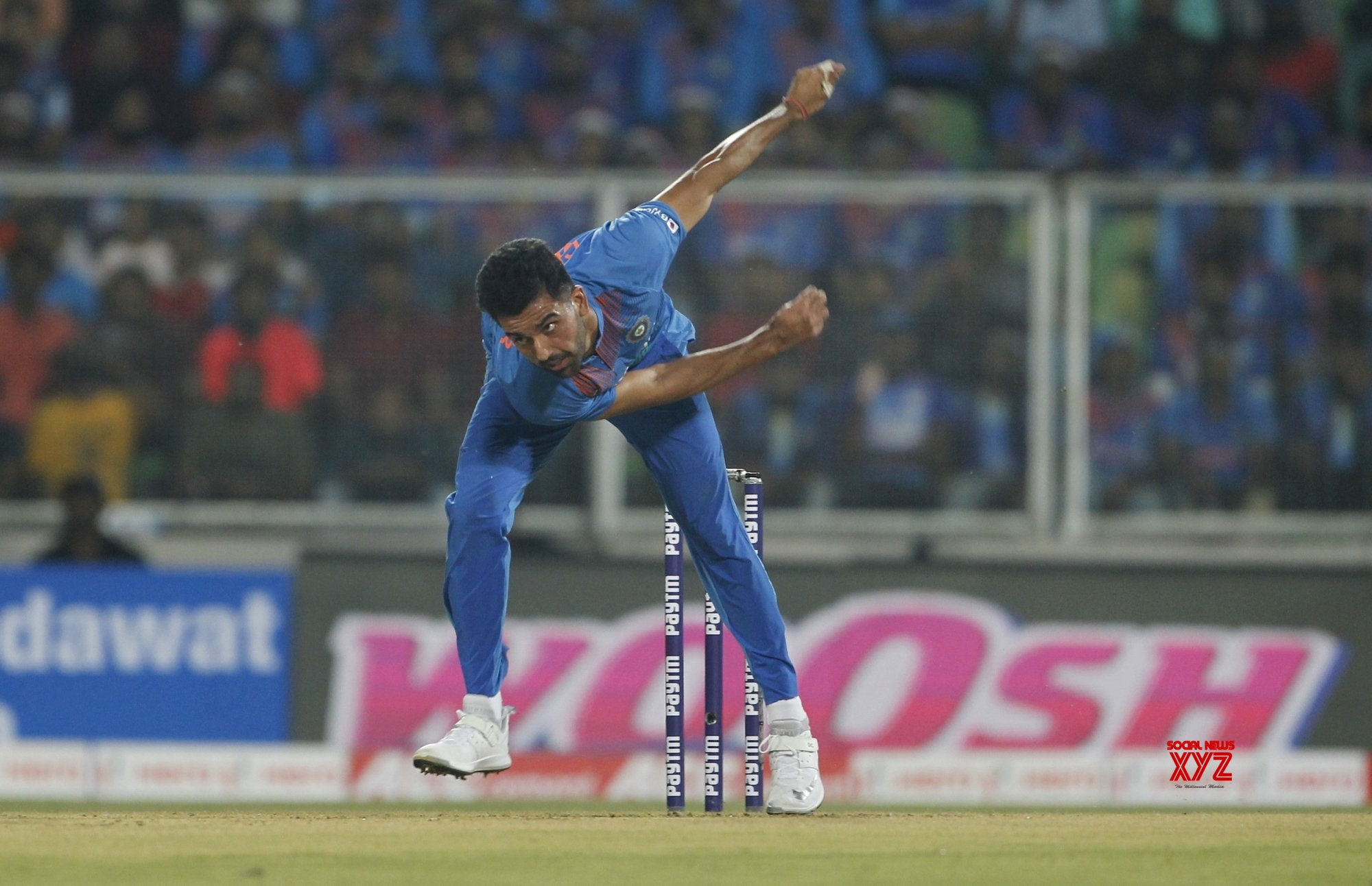 My batting should give confidence to top-order batsmen: Chahar