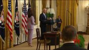 Biden signs bill bolstering the Crime Victims Fund (Video)