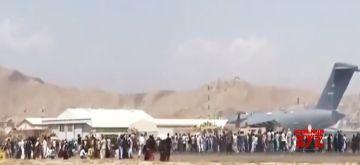 Kabul airport now open to civilian air traffic. (Xinhua/IANS)