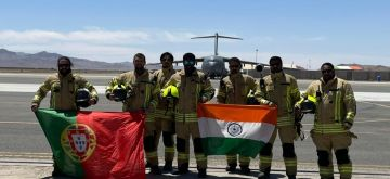 NATO crew returned to K'taka shares his Afghan stint.