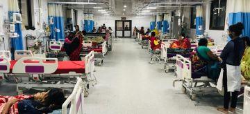 Number of patients of viral fever increased in Bihar, children suffer more.