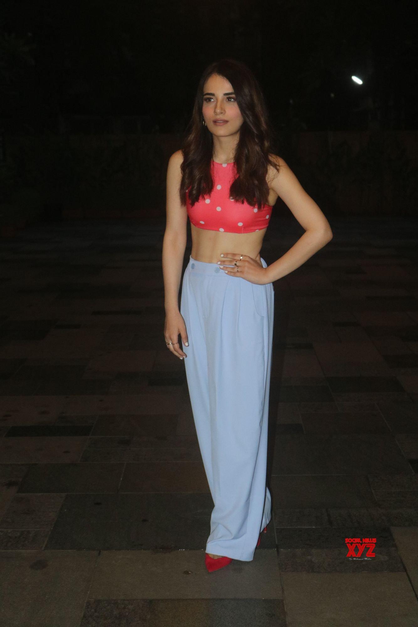 Actress Radhika Madan Spotted At Santacruz - Gallery