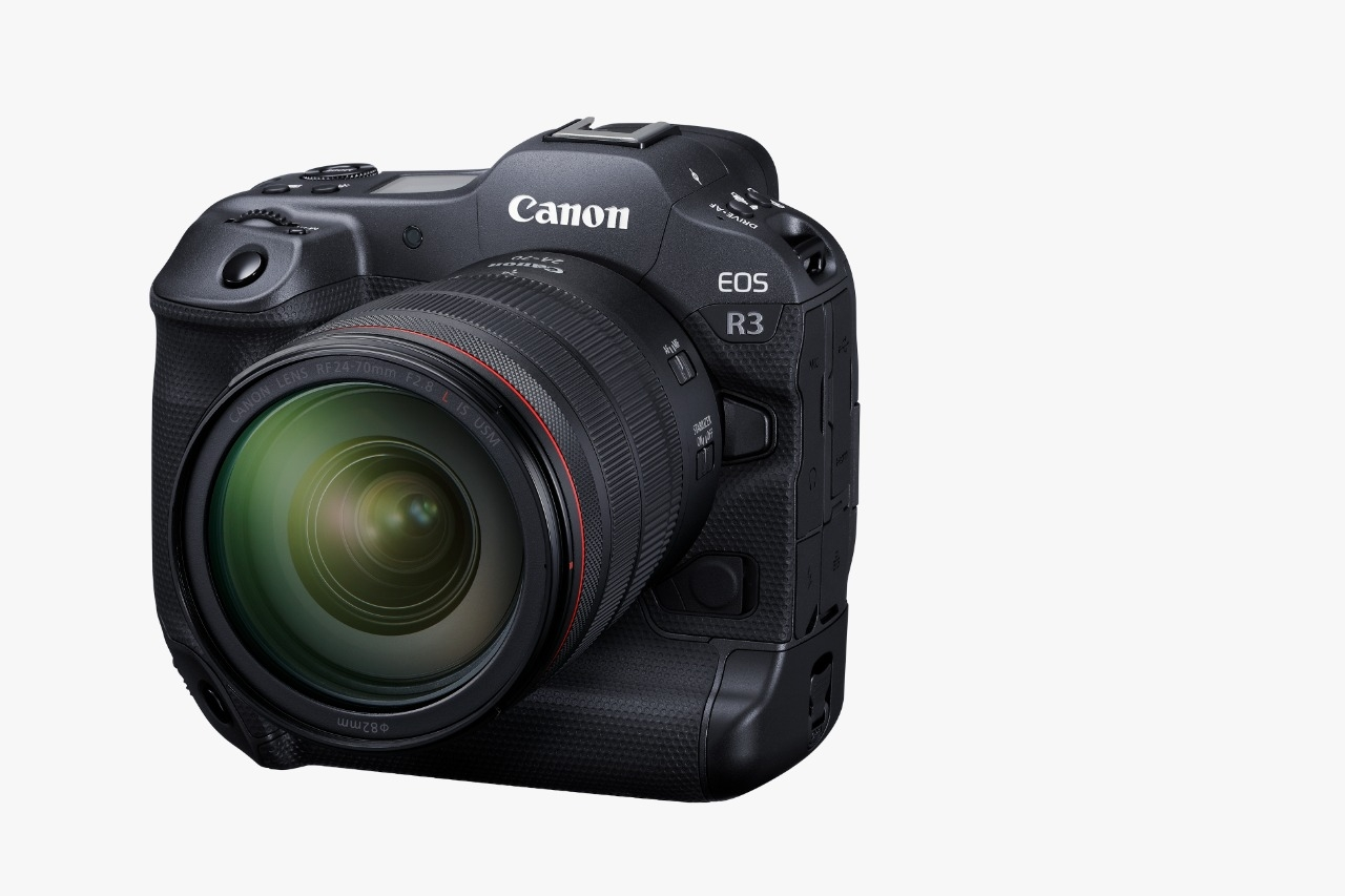 Canon launches new camera in India at Rs 4,99,995