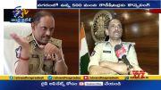 .    CP Sreenivasulu Interview over Focus on Criminals  (Video)