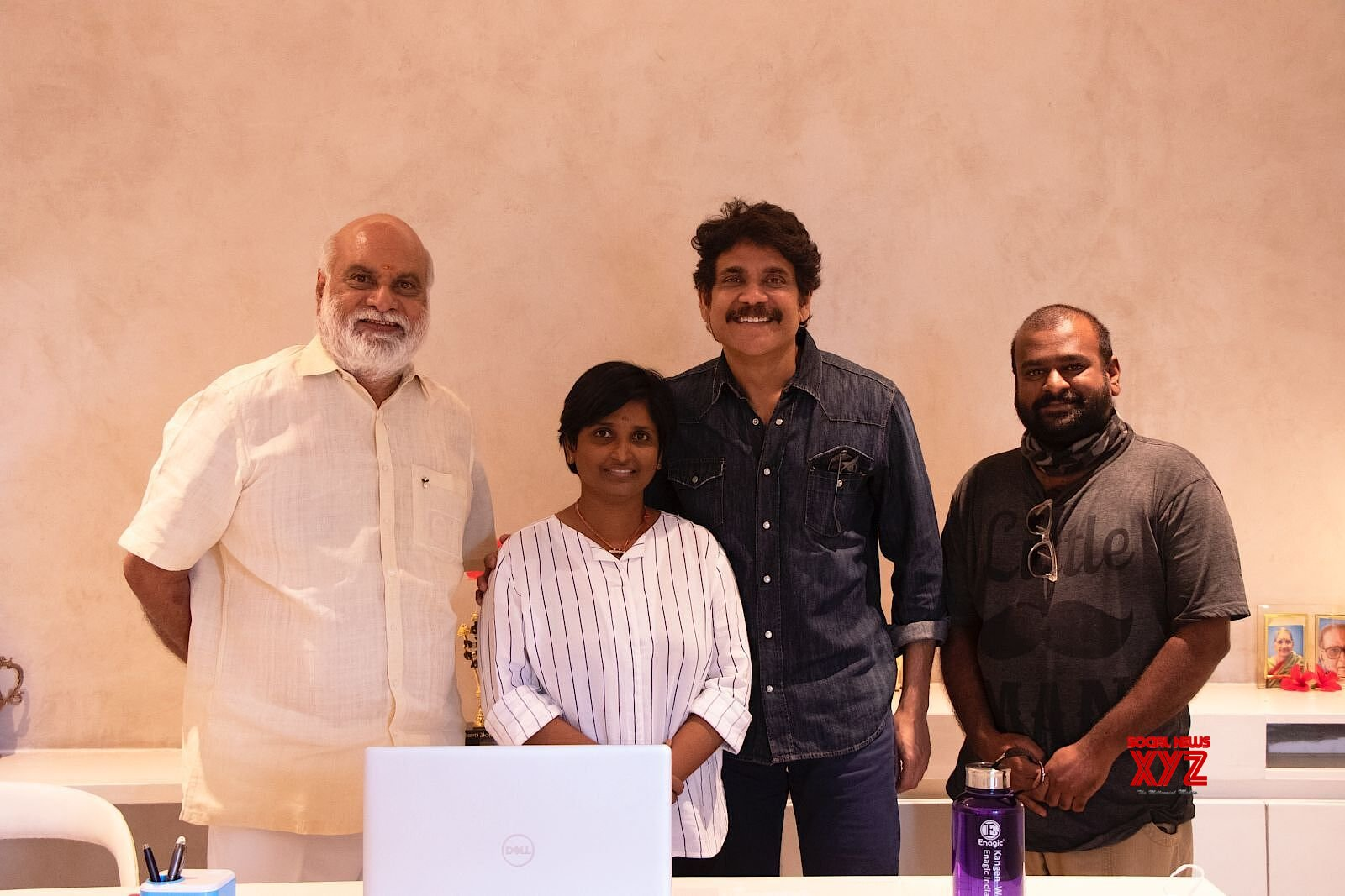 Nagarjuna Launched The Teaser Of PelliSandaD Movie