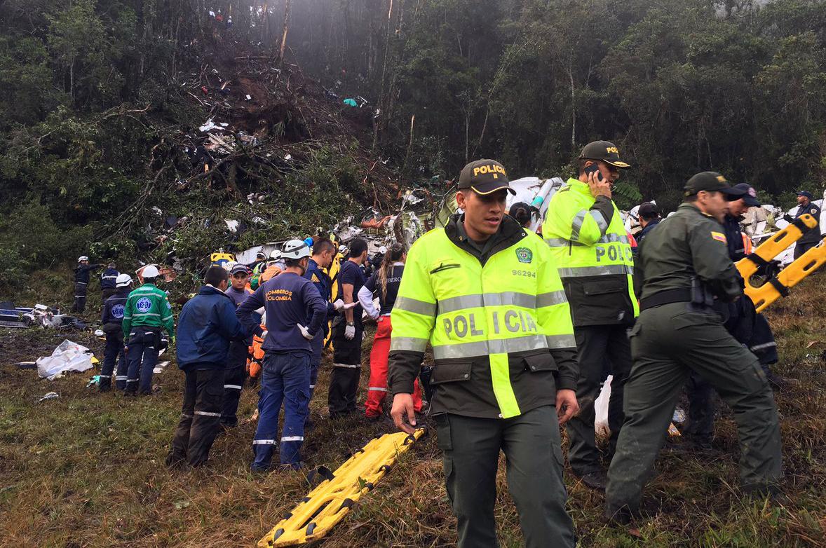 7 die in plane crash in of Brazil