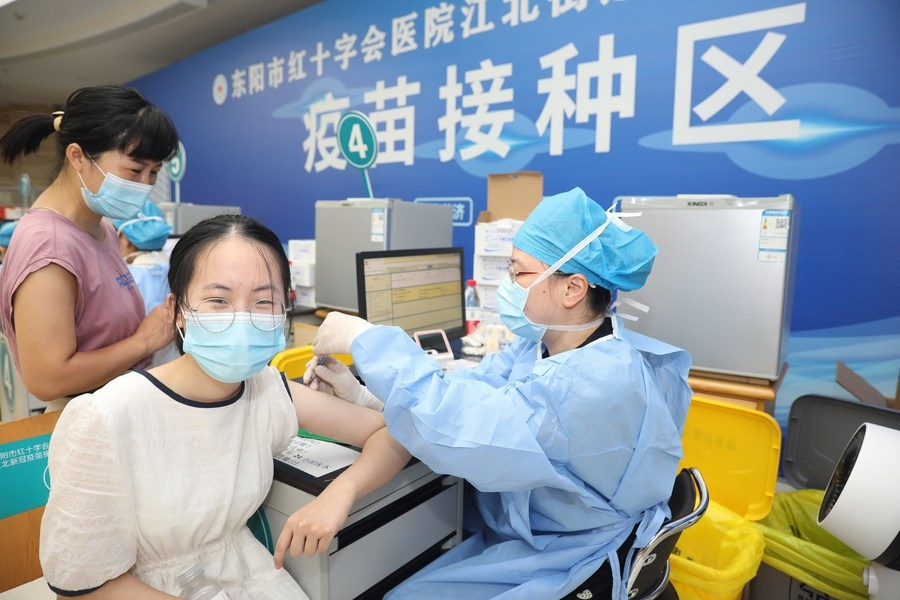 Chinese mainland reports 50 new locally transmitted Covid-19 cases