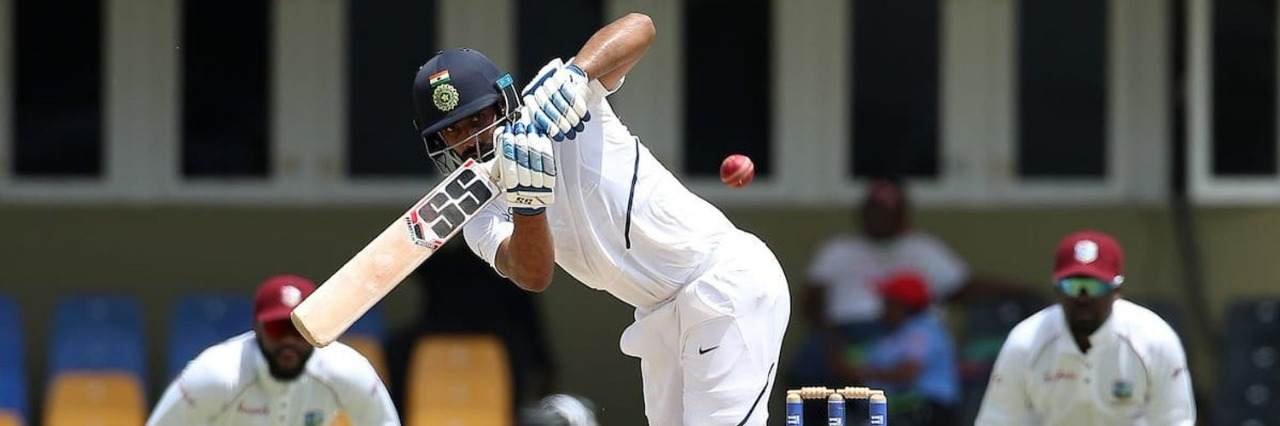 Hanuma Vihari parts ways with Andhra, returns to Hyderabad