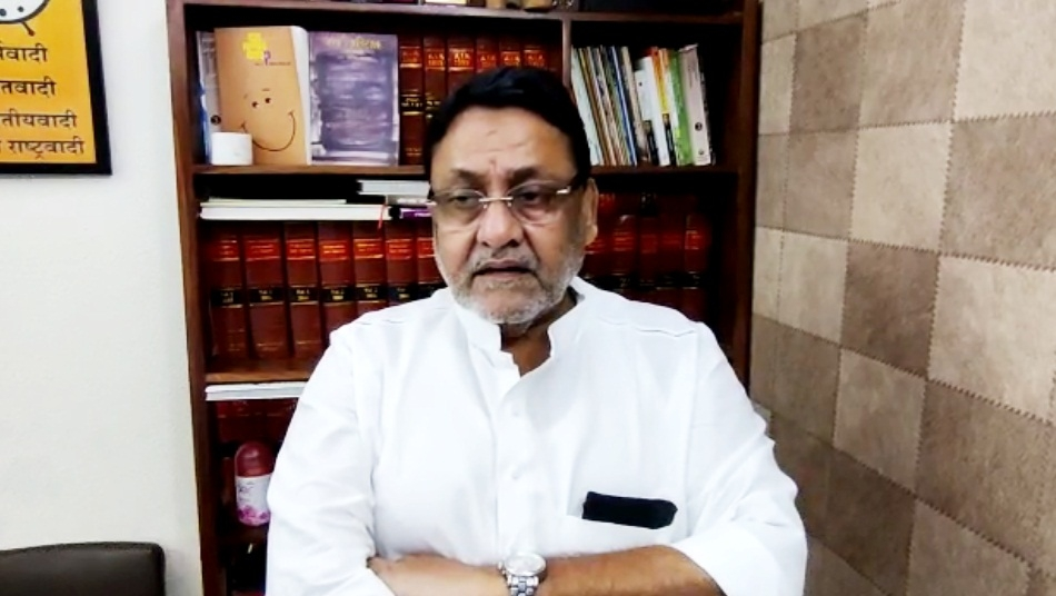 NCP v/s NCB: Maha Minister Malik says agency framed his kin in drug case