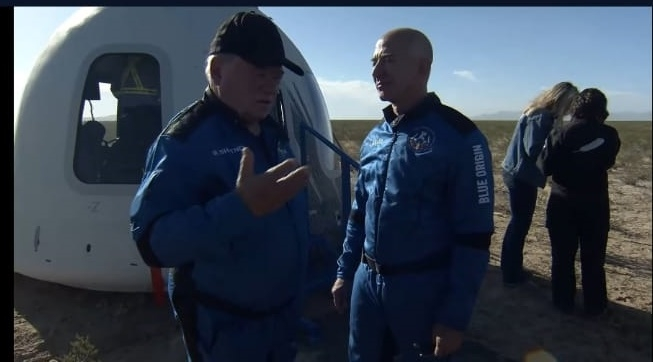 'It was like death': World's oldest astronaut Star Trek-fame William Shatner