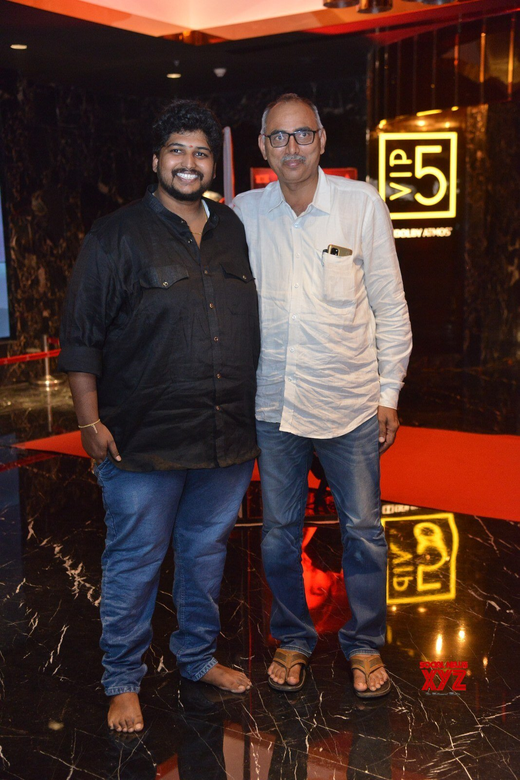Panchatantram Movie Teaser Launch - Gallery