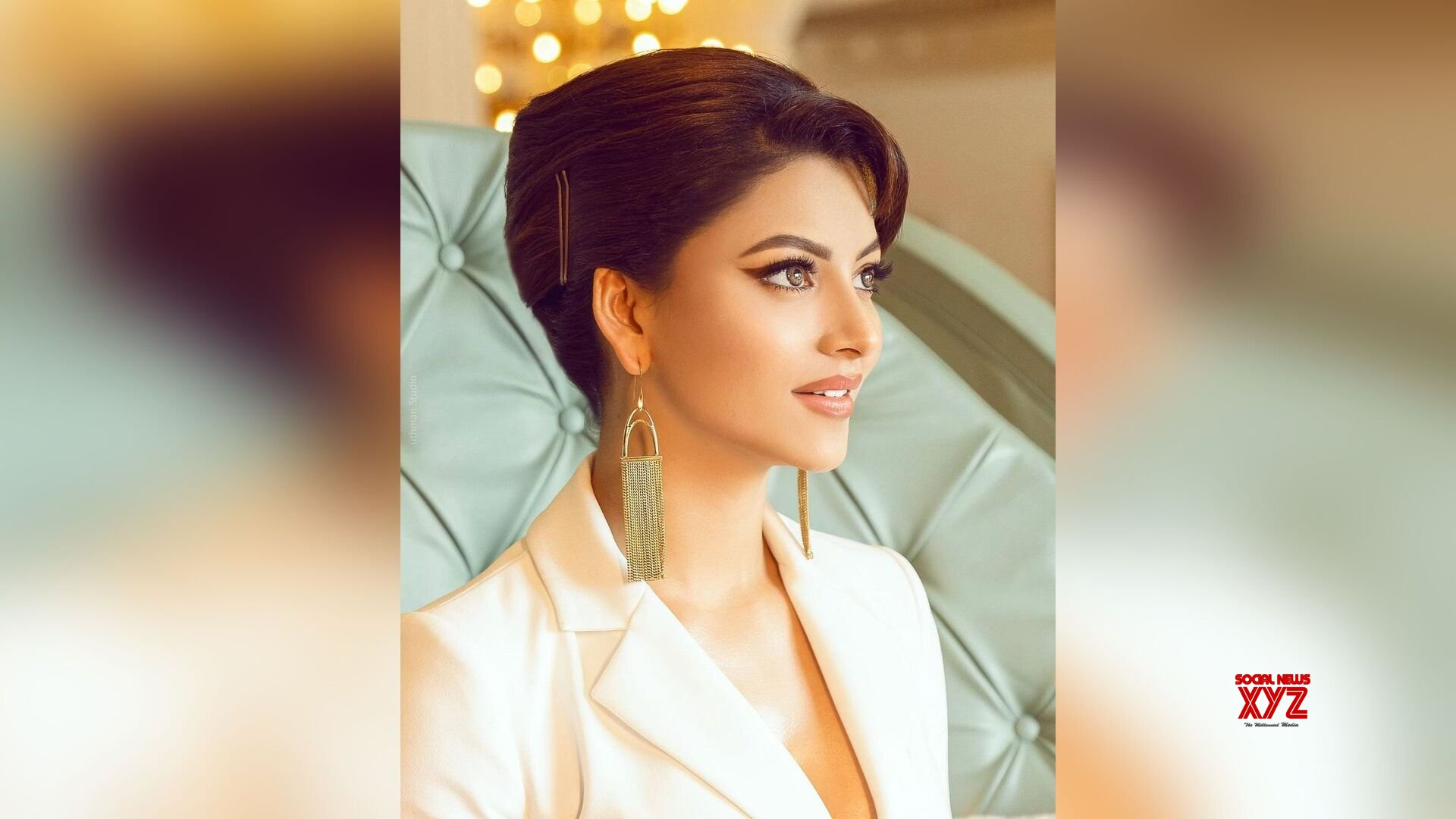 Urvashi Rautela signs a multi million dollar deal with India's largest app