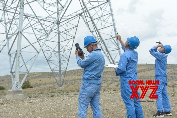 China's power consumption up 6.8% in September #Gallery