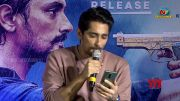 Siddharth Song Live Performance at Maha Samudram Team Party Time Event (Video)