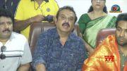 Manchu Vishnu Taking Charge As 'MAA' President (Video)