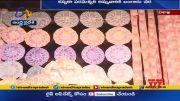 Gold Saree for Kanyaka Parameswari  (Video)