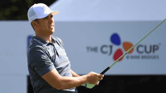 The CJ Cup Swings Into Action
