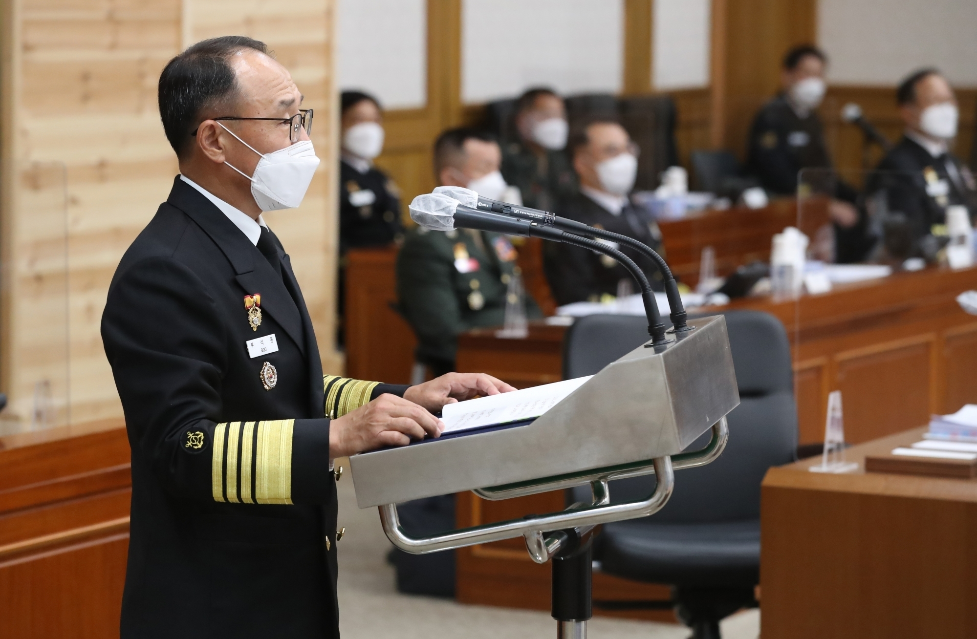 S.Korean Navy to press ahead with aircraft carrier project
