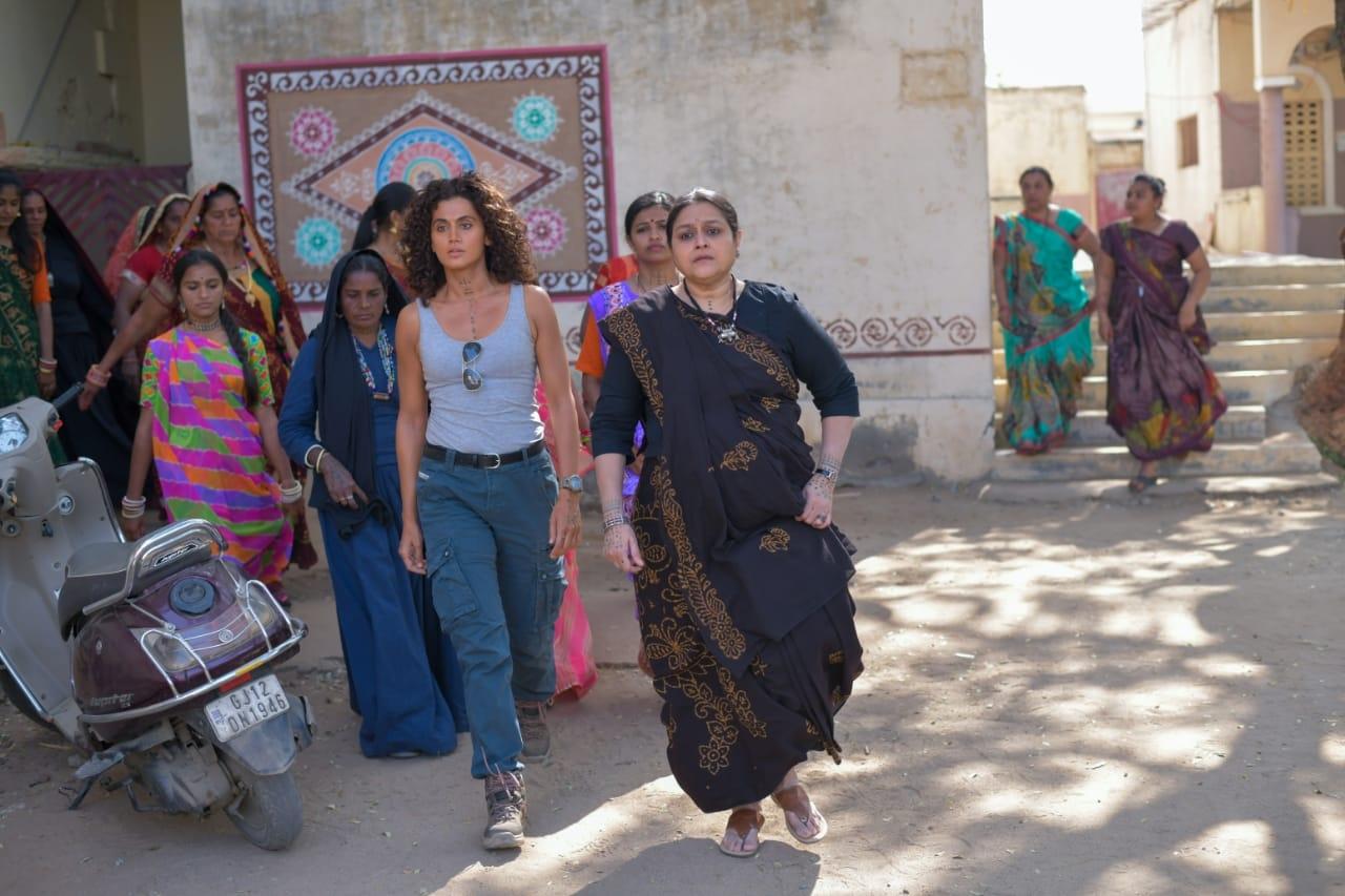 IANS Review: 'Rashmi Rocket' is more than an inspirational film (IANS Rating: ***1/2)