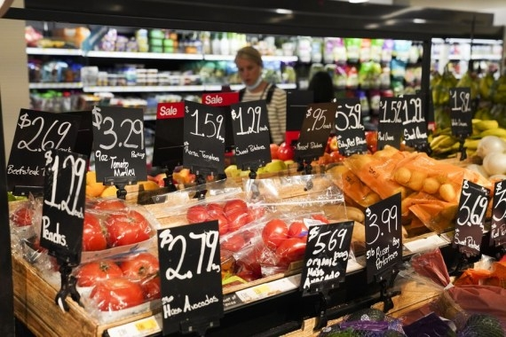 US inflation remained elevated in Sep amid supply chain disruptions
