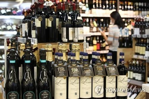S.Korean wine imports almost double in 2021 amid pandemic