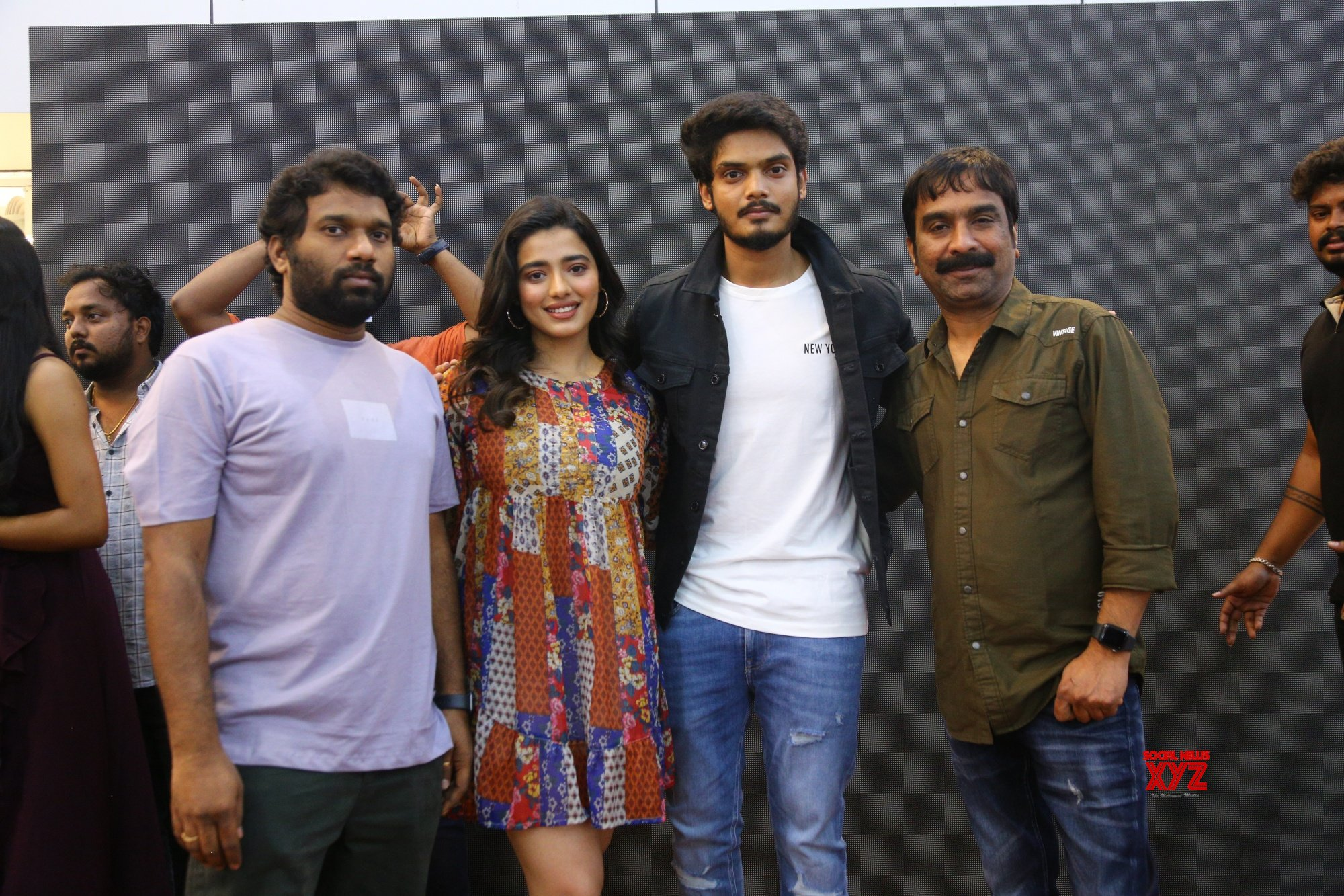 If You Are Mad I Am Your Dad Song From Puri Akash Romantic Movie Launch - Gallery Set 1