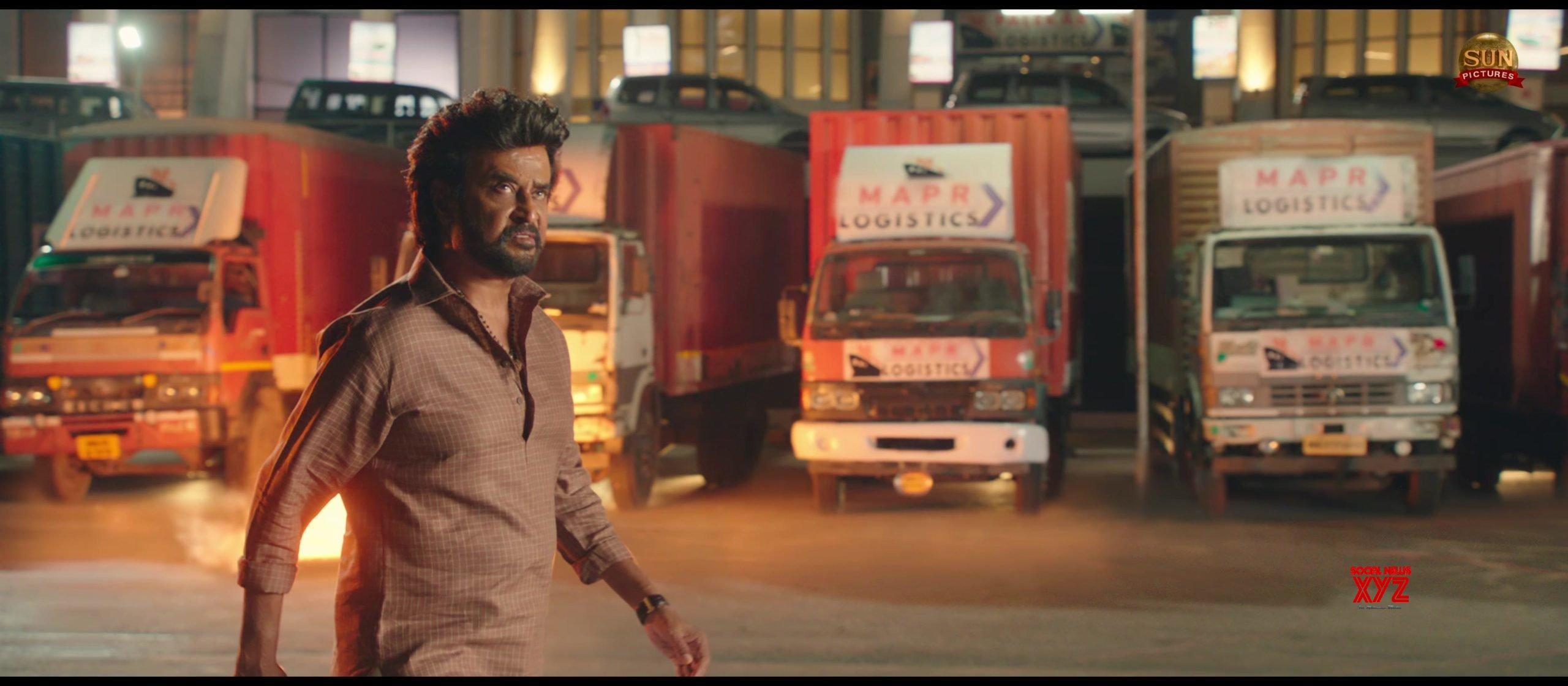Rajinikanth's Annaatthe Teaser Stills