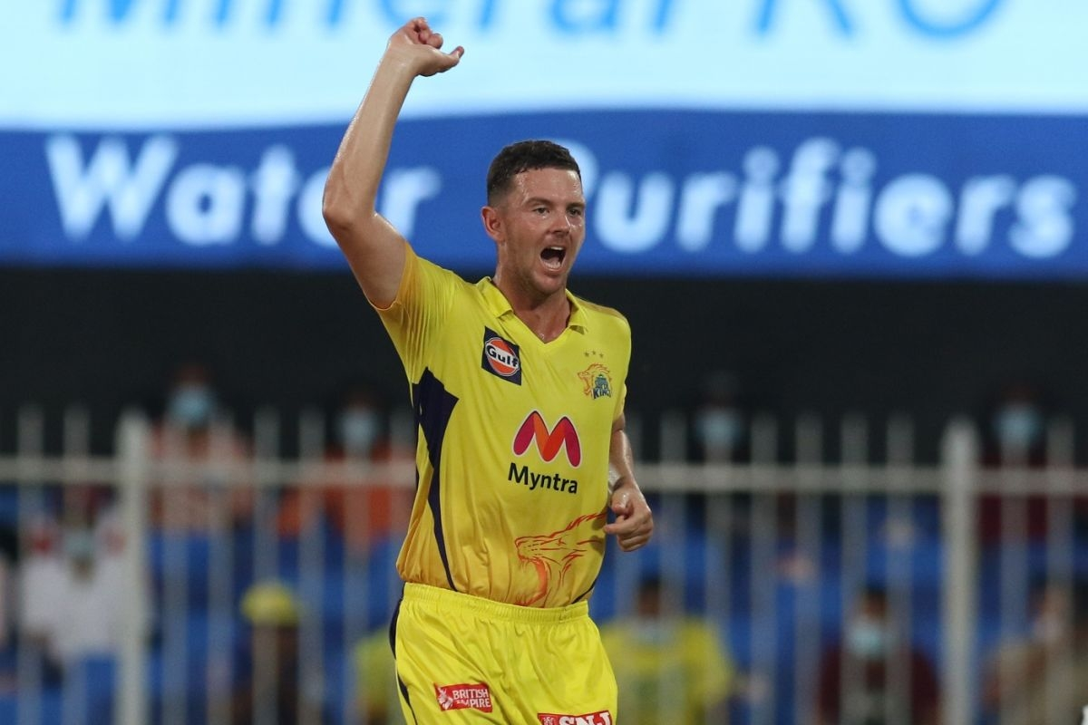 IPL 2021 Final: Watson draws comparison between Hazelwood and McGrath